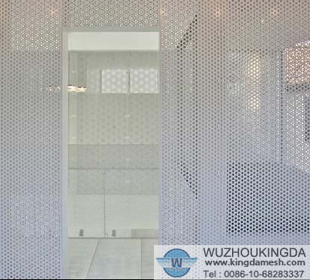 Perforated Metal Wire Mesh Perforated Metal Wire Mesh