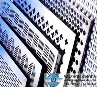 decorative perforated sheet metal panels decorative perforated sheet metal panels - Decorative Sheet Metal