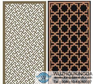 decorative sheet metal panel - Decorative Sheet Metal