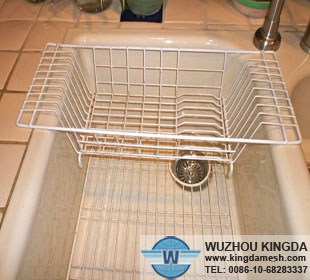 Over The Sink Dish Drainer ...