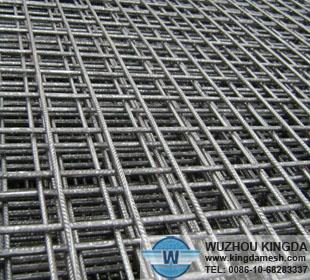 Rebar welded wire mesh,Rebar welded wire mesh manufacturer-Wuzhou ...