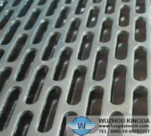 Slotted Stainless Steel Sheet Slotted Stainless Steel