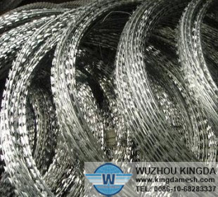 Stainless Razor Barbed wire