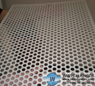 Punch Plate Punch Plate Manufacturer Wuzhou Kingda Wire