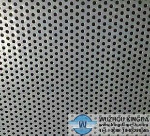 Perforated Stainless 0 5 Inch Hole Perforated Stainless 0