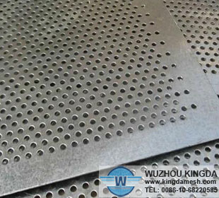 Stainless Punch Plate Stainless Punch Plate Manufacturer