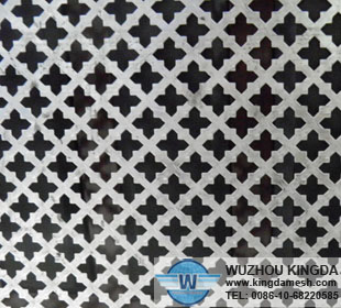 Ornamental steel sheets