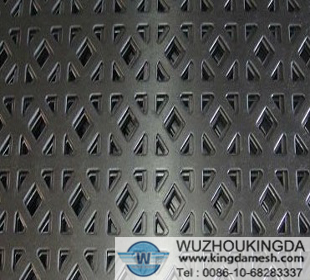 perforated decorative sheet metal - Decorative Sheet Metal