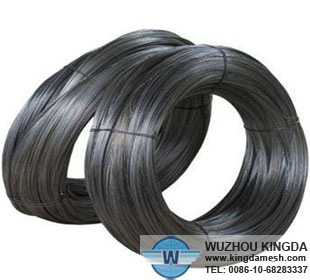 Low carbon steel wire rope