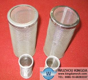 Filter mesh woven wire cloth stainless steel
