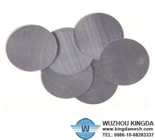 Wire mesh filter screen