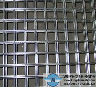 Welded wire mesh mats