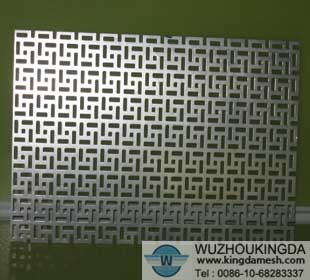 Decorative perforated metal & Decorative perforated metalperforated metalstainless steel plate ...