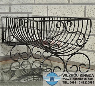... Black iron dish rack & The best applications of dish rack-Wuzhou Kingda Wire Cloth Co. Ltd