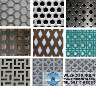 decorative metal screen mesh - Decorative Metal Screen
