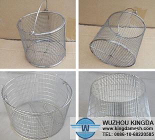 Wire storage baskets,Wire storage baskets supplier-Wuzhou Kingda ...