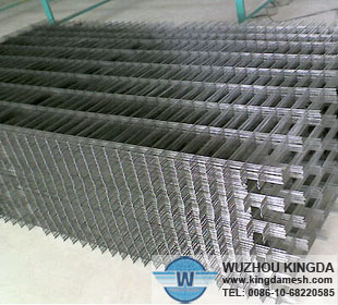 Welded Rebar Mats Welded Rebar Mats Manufacturer Wuzhou Kingda Wire Cloth Co Ltd