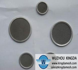 stainless steel filter mesh screen