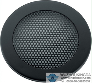 Perforated Metal speaker grill