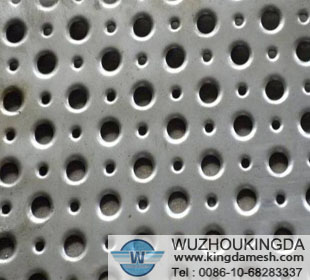Perforated Ducting