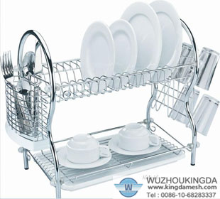 Perforated stainless plate rack · Stainless steel plate rack  sc 1 st  WuZhou KingDa Mesh & Our advantage of steel plate rack-Wuzhou Kingda Wire Cloth Co. Ltd