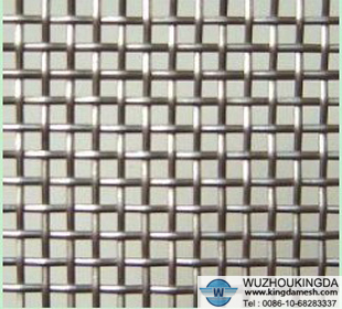 304 stainless steel square wire mesh